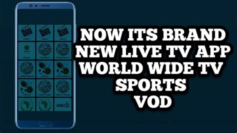vod worldwide option many app sports brand kodi latest
