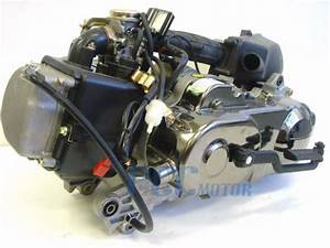 139qmb 50cc 4 Stroke Gy6 Scooter Engine Motor Auto Carb Long Case Gy6
