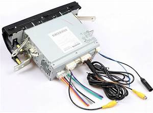 One Set Wiring Harness Toyota Rav4 Corolla Prado Radio Cd