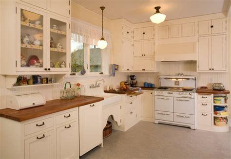 Vintage Kitchen Ideas by 17 Vintage Kitchen Cabinet Designs Ideas Design Trends