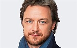 Scots actor James McAvoy delighted that he's not a ...