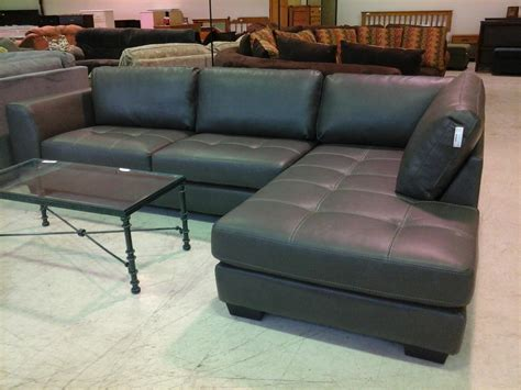 Black Leather Sleeper Sofa by 21 Collection Of Black Leather Sectional Sleeper Sofas