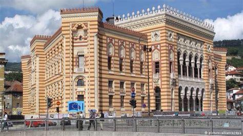 si鑒e sarajevo la biblioteca nazionale di sarajevo è rinata ma monca giornale dell 39 architettura periodico in edizione multimediale