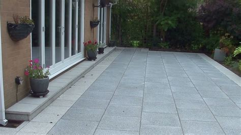 marshalls argent smooth patio paving  leigh manchester