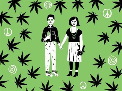 parents  smoke pot marijuana     mothers