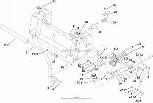 Toro 74370  Timecutter Z5000 Riding Mower  2008  Sn 280000001