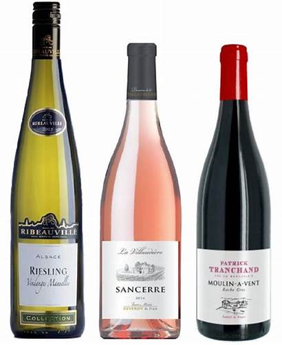 Crisp Wines French Delivered Regions Iconic Selection