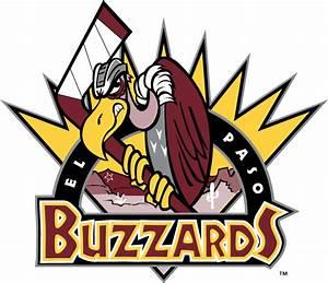 El Paso Buzzards Hockey | El Paso Buzzards Primary Logo ...