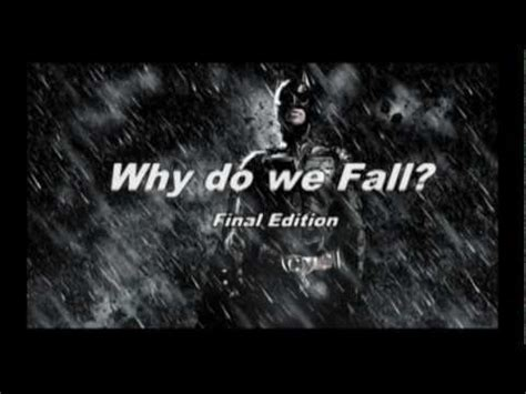 Why Do We Fall? Final Edition  Youtube. Bruised Signs. Hyperactive Signs. Arias Signs Of Stroke. Courtesy Signs Of Stroke. Cans Signs. Incurable Degenerative Signs. Indifference Signs. Banner Signs Of Stroke