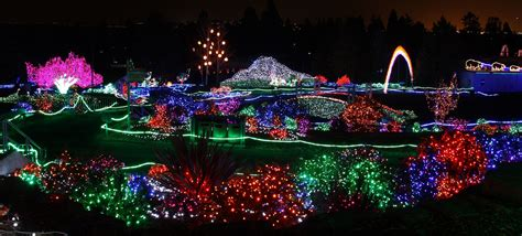 Zoo Lights Point Defiance by Point Defiance Zoo Aquarium Tacoma Wa Zoo Lights