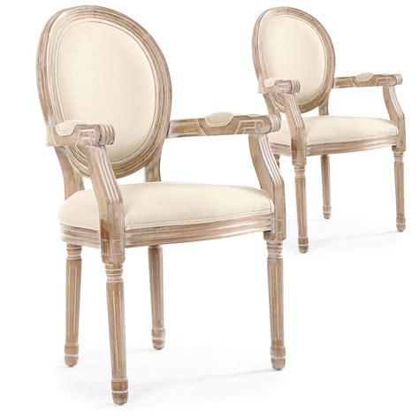 chaises louis xvi chaise médaillon louis xvi tissu beige lestendances fr