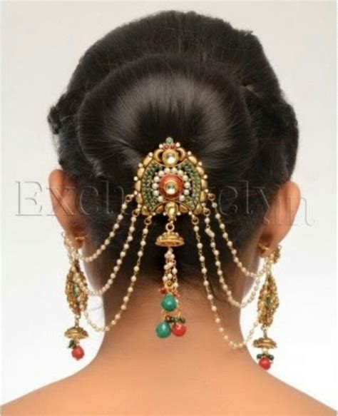 hair accessories for indian wedding 17 best ideas about indian bridal hairstyles on