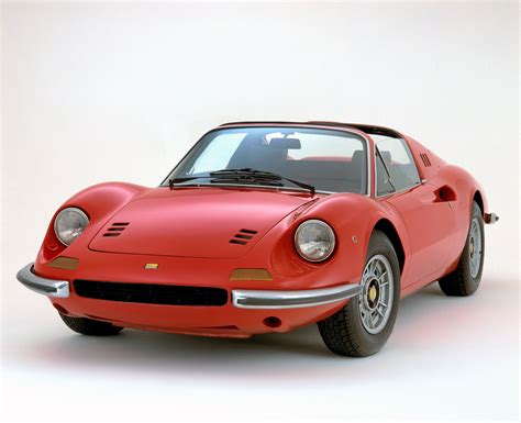 Ferrari Dino 246 Gt  The National Motor Museum Trust
