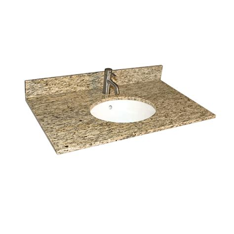 49 quot x 22 quot granite vanity top with undermount sink ebay