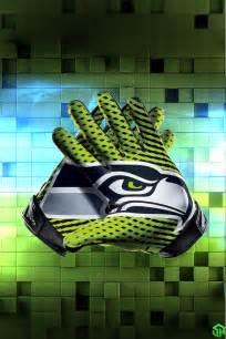 Seattle Seahawks Gloves