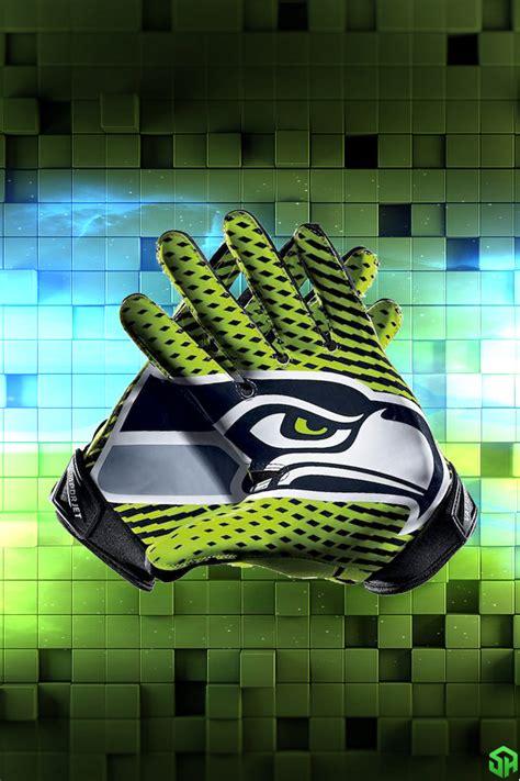 seattle seahawks vapor gloves lockscreen  stealthyu