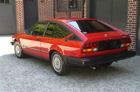 1986 Alfa Romeo Gtv6 by 1986 Alfa Romeo Gtv6 Classic Italian Cars For Sale