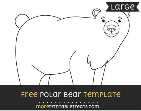 polar template polar template large