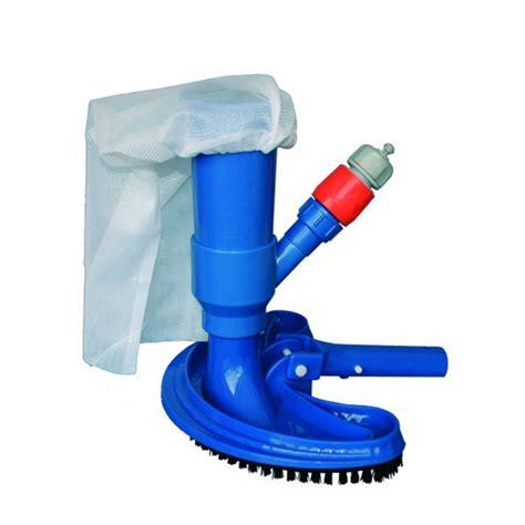 aspirateur demi lune venturi 1 sac sunbay nettoyage automatique nettoyage piscine