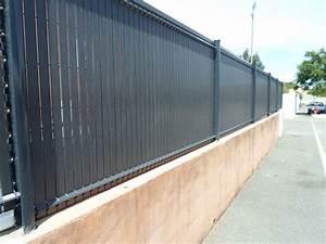 Brise Vue Panneau Rigide : brise vue panneau rigide panneau de cloture pvc panneau ~ Melissatoandfro.com Idées de Décoration