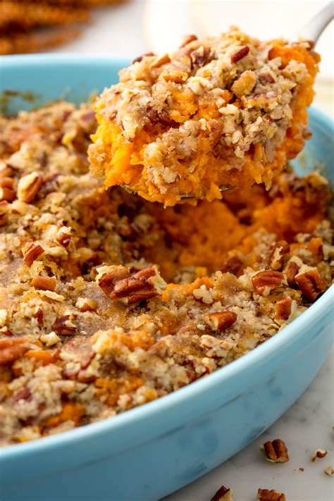 20 Easy Sweet Potato Casserole Recipes  How To Make The