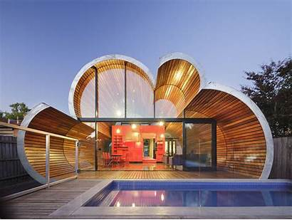Cloud Modern Addition Architecture Archdaily Interior Via