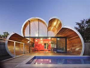 Cloud, House, Modern, Addition