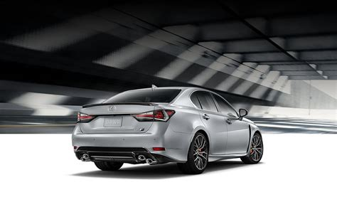 lexus gs  luxury sedan specifications lexuscom