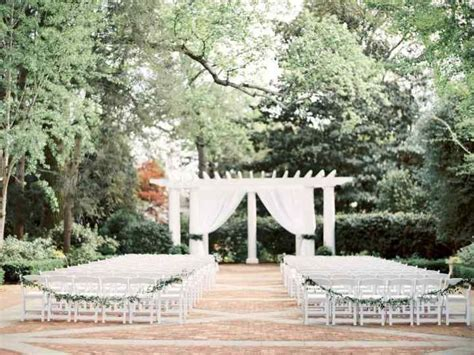 outdoor wedding venues  charlotte nc  inspiration