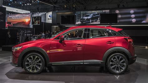 2019 Mazda Cx3 New York 2018 Photo Gallery Autoblog