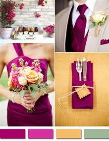 Rustic Fall Wedding Colors