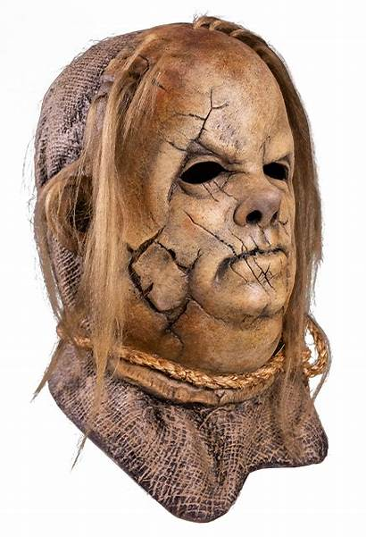 Harold Scary Stories Scarecrow Dark Tell Mask