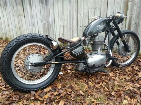 1968 benelli wards riverside 350 bobber motorcycles bobbers and cars