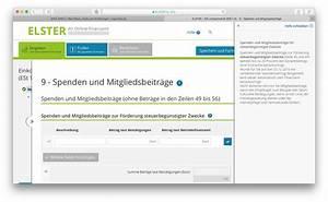Elster Steuer Berechnen Und Versenden : steuererkl rung elster auf mac und ipad so gehts giga ~ Themetempest.com Abrechnung
