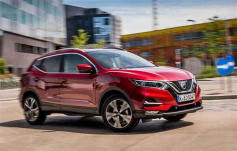nissan qashqai revealed  euro specification