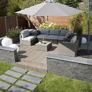 les 25 meilleures idees de la categorie terrasse surelevee With beautiful amenagement terrasse exterieure design 1 deco piscine exterieure 50 idees en photos