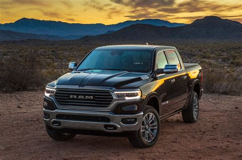 2019 Ram 1500 Hemi Holds The Line On Fuel Economy