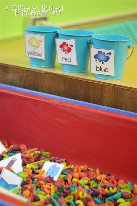 table activities for preschoolers sensory tables one of the best tools for differentiating