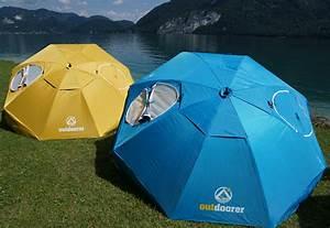 Sonnenschirm Von Oben : schirmzelt sombrello sonnenschirm zum legen ~ Orissabook.com Haus und Dekorationen