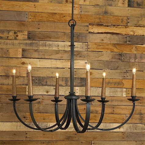modernized rustic iron chandelier large chandeliers