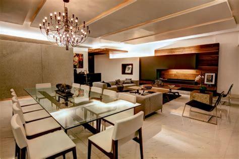 61 coole Beleuchtungsideen für Wohnzimmer