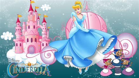 castle  princess cinderella cartoon walt disney desktop