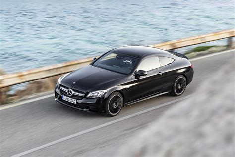 Mercedes C Class Coupe 2019 by 2019 Mercedes C Class Coupe And Cabriolet Gain Power