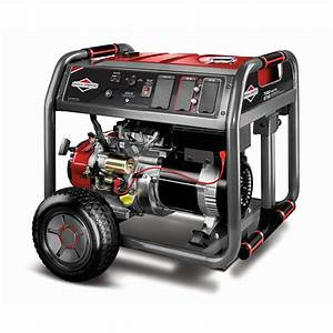 Wiring Diagram For Briggs And Stratton Generator