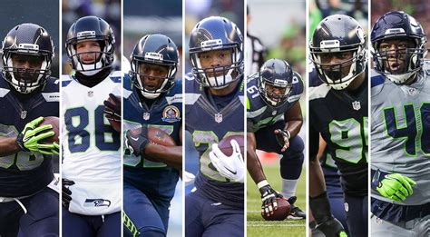 seattle seahawks  agent countdown players