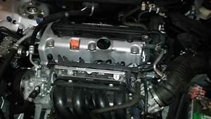 2009 Honda Accord 2 4l I4 Engine Idling After Spark Plug