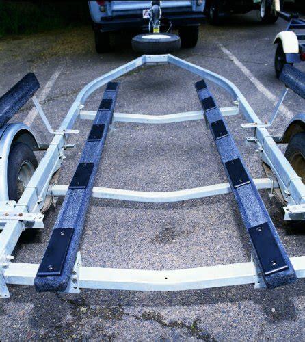 Sea Doo Boat Trailer Fender by E Z Slide Trailer Pads Kit 3 Black Buy Online In Uae