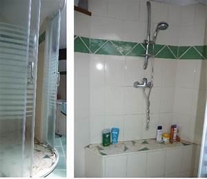 Etancheite Joint Carrelage Douche : cr er une tanch it sur un carrelage de douche l 39 italienne ~ Zukunftsfamilie.com Idées de Décoration