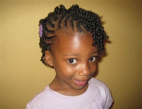 black girl hairstyles for kids