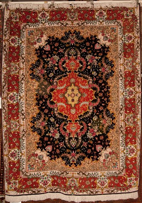 Tabriz Rug by Antique Collectible Tabriz Rugs Rugs More